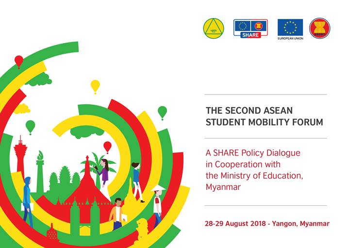 The Second ASEAN Student Mobility Forum, 28-29 August 2018 - Yangon
